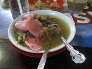Mie Sop Medan